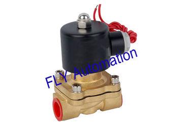 Κίνα Στόμιο 16 mm Unid 2 βαλβίδες πίεσης τρόπο Brass νερού Ηλεκτρομαγνητική 2W160-15 προμηθευτής