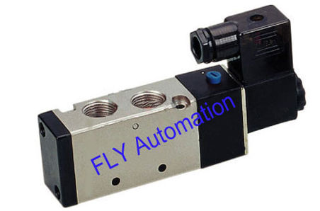 5/2,5/3 Way Airtac Electric Solenoid Valves 4V310-08,4V320-08,4V330C/E/P-08,4V310-10
