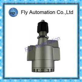 Κίνα SMC AS420 σταθεράς μορφής μεγάλη ροή βαλβίδων ροής αέρα τρόπων στον ελεγκτή ταχύτητας γραμμών διανομέας
